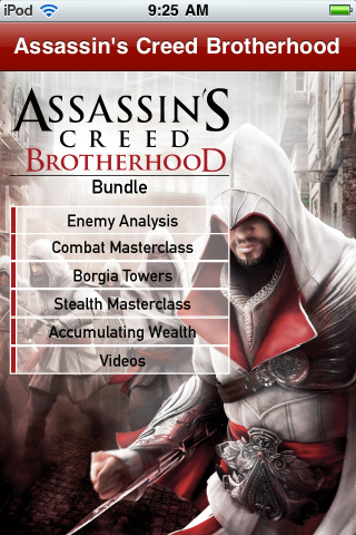 Screenshot Assassin's Creed Brotherhood- Bundle