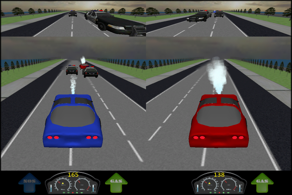 Screenshot Street Racer 3D